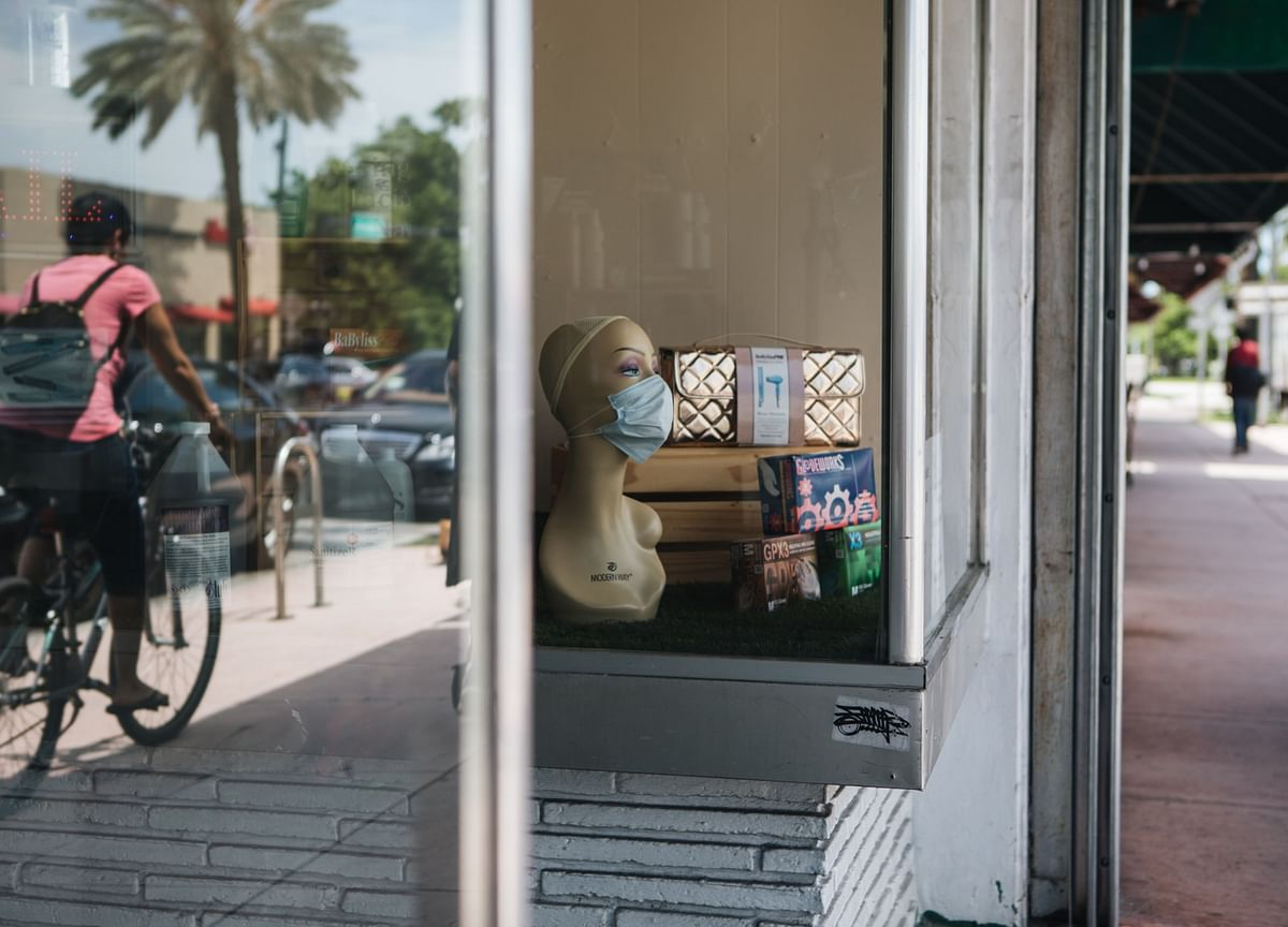 U.S. Cases Rise 1%; California Breaches 600,000: Virus Update