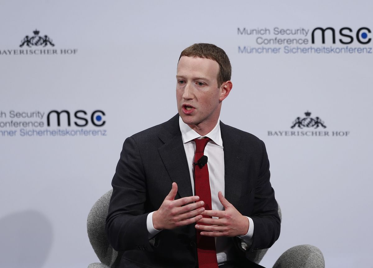Facebook CEO Says 'Kenosha Guard' Page Left Up By Mistake
