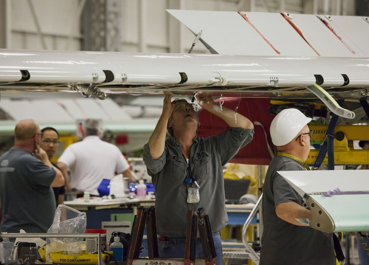 Boeing Boosts 737 Max Safety With Spacecraft, Drone Technology