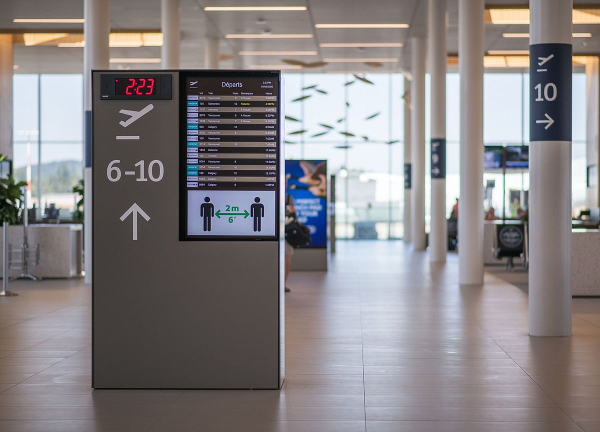 The Airport of the Future Will Have No Check-In orSecurity Lines