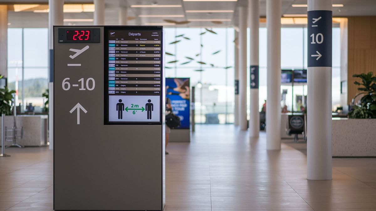 The Airport Of The Future Will Have No Check-In Or Security Lines