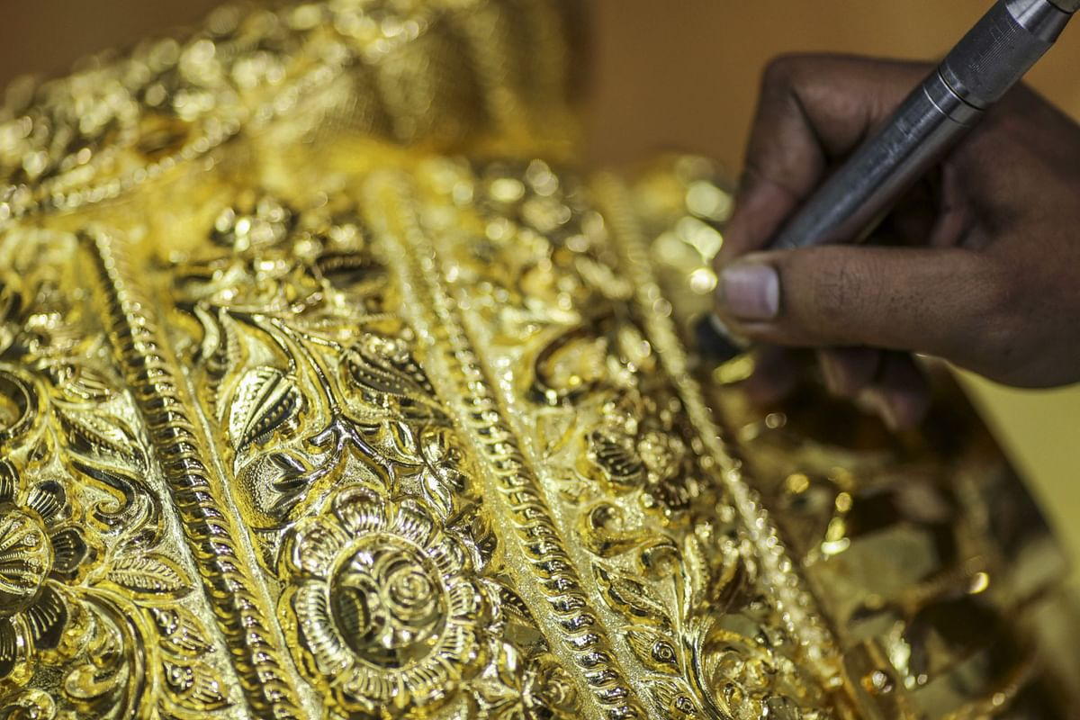 Gold's Shine Was Starting To Blind India