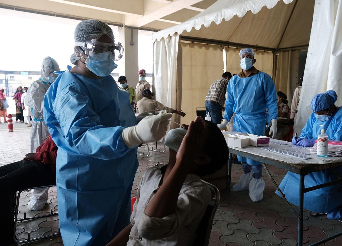 N.Y. State Faces Outbreaks; U.S. Cases Ticking Up: Virus Update