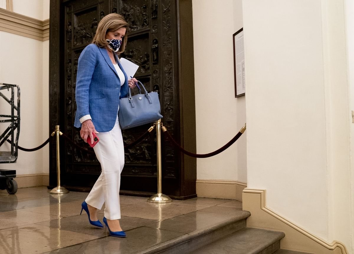 Pelosi Calls House Back to Address Postal Service Crisis