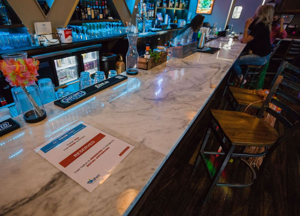 My Bar Failed Because of Covid. Here's Why I'm Happy About It