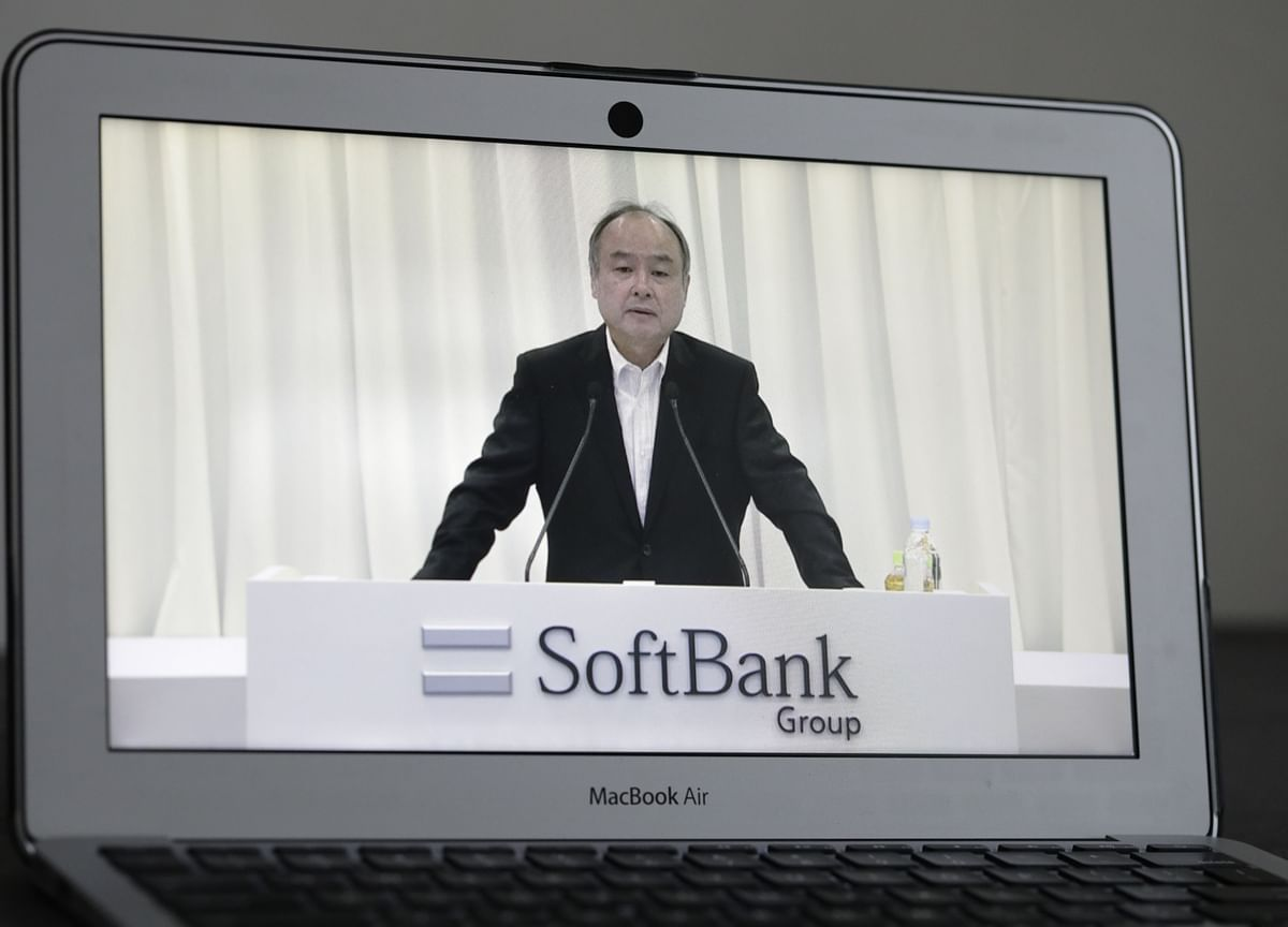 Son's SoftBank Poised to Return to Profit After Big Losses