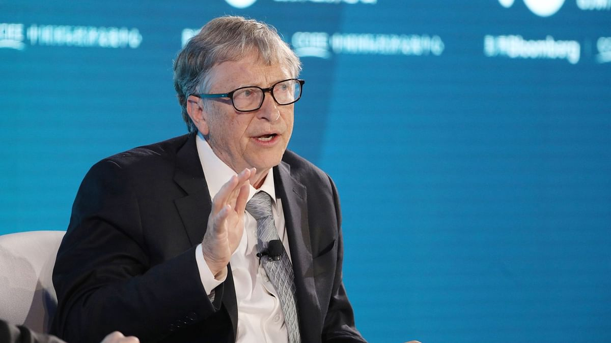 Bill Gates Warns Climate Change Is An Even Harder Problem Than The Pandemic