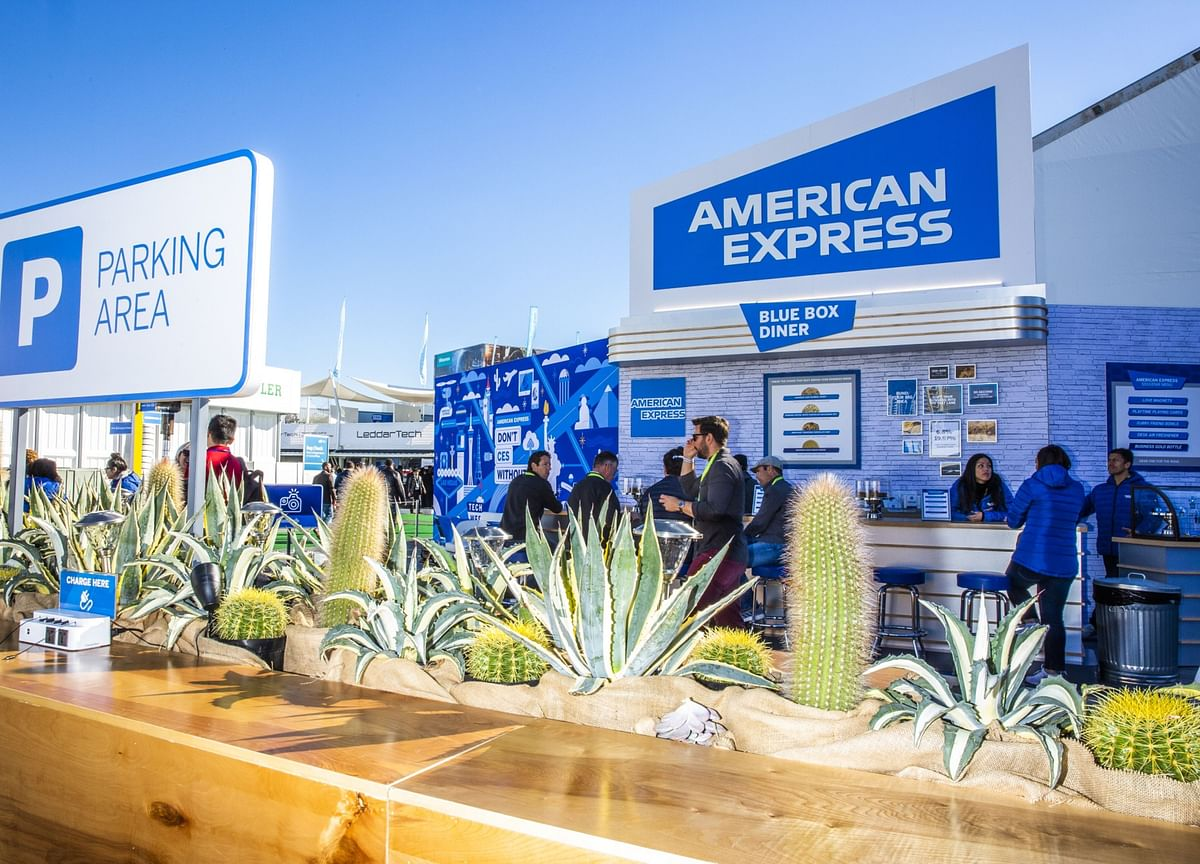 AmEx in Advanced Talks to Buy SoftBank-Backed Kabbage
