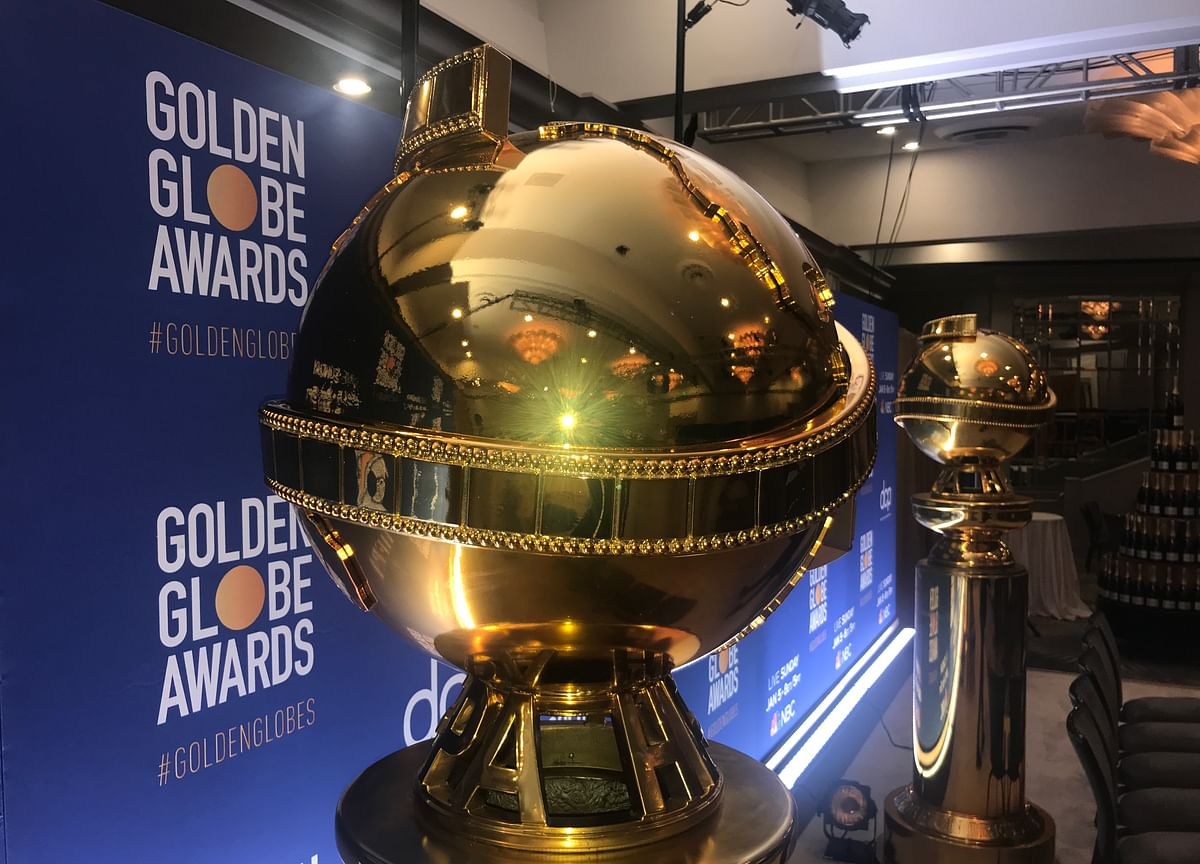 Group Behind Golden Globe Accused of Monopoly Conduct