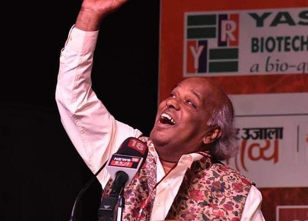 Noted Urdu Poet Rahat Indori Dies During Covid-19 Treatment