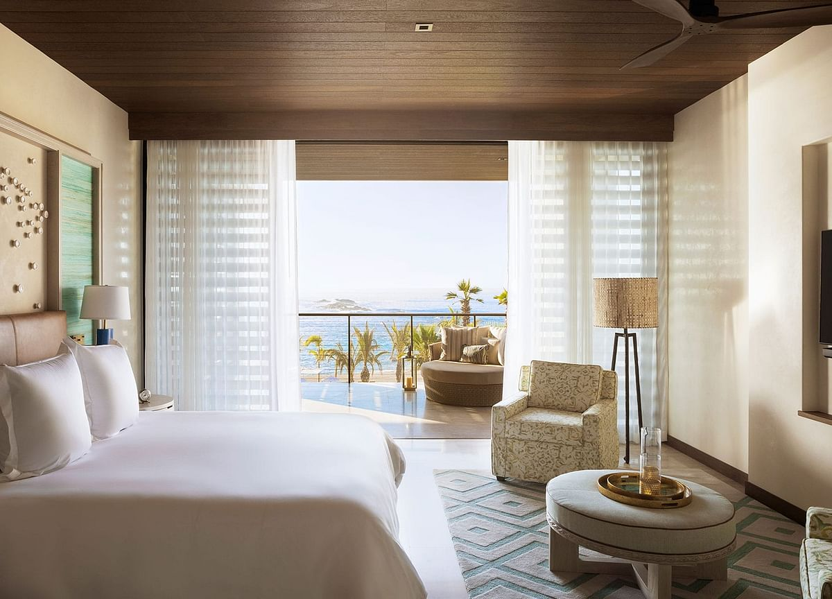 Thanks to the Pandemic, Luxury Hotels Become Home
