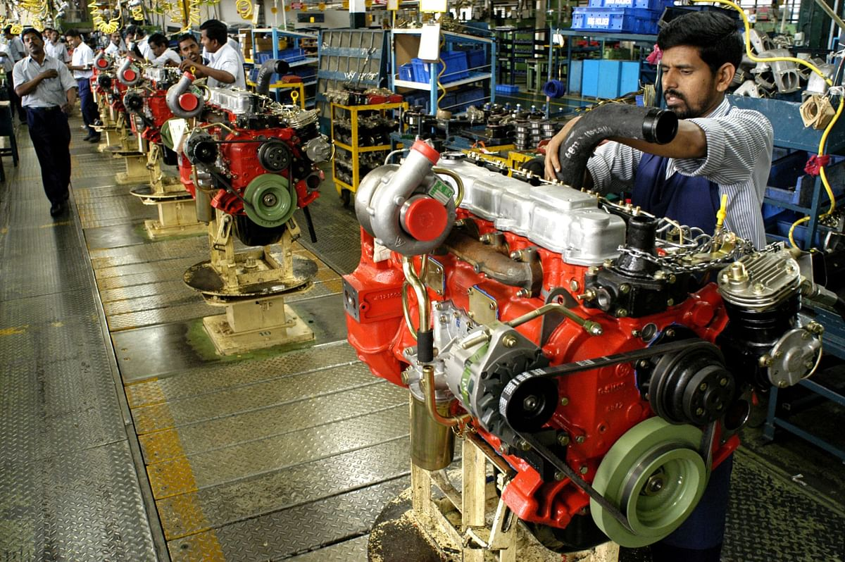 Ashok Leyland Q4 Review - Below Estimate; Operating Leverage Offsets Higher Raw Material Cost: Motilal Oswal
