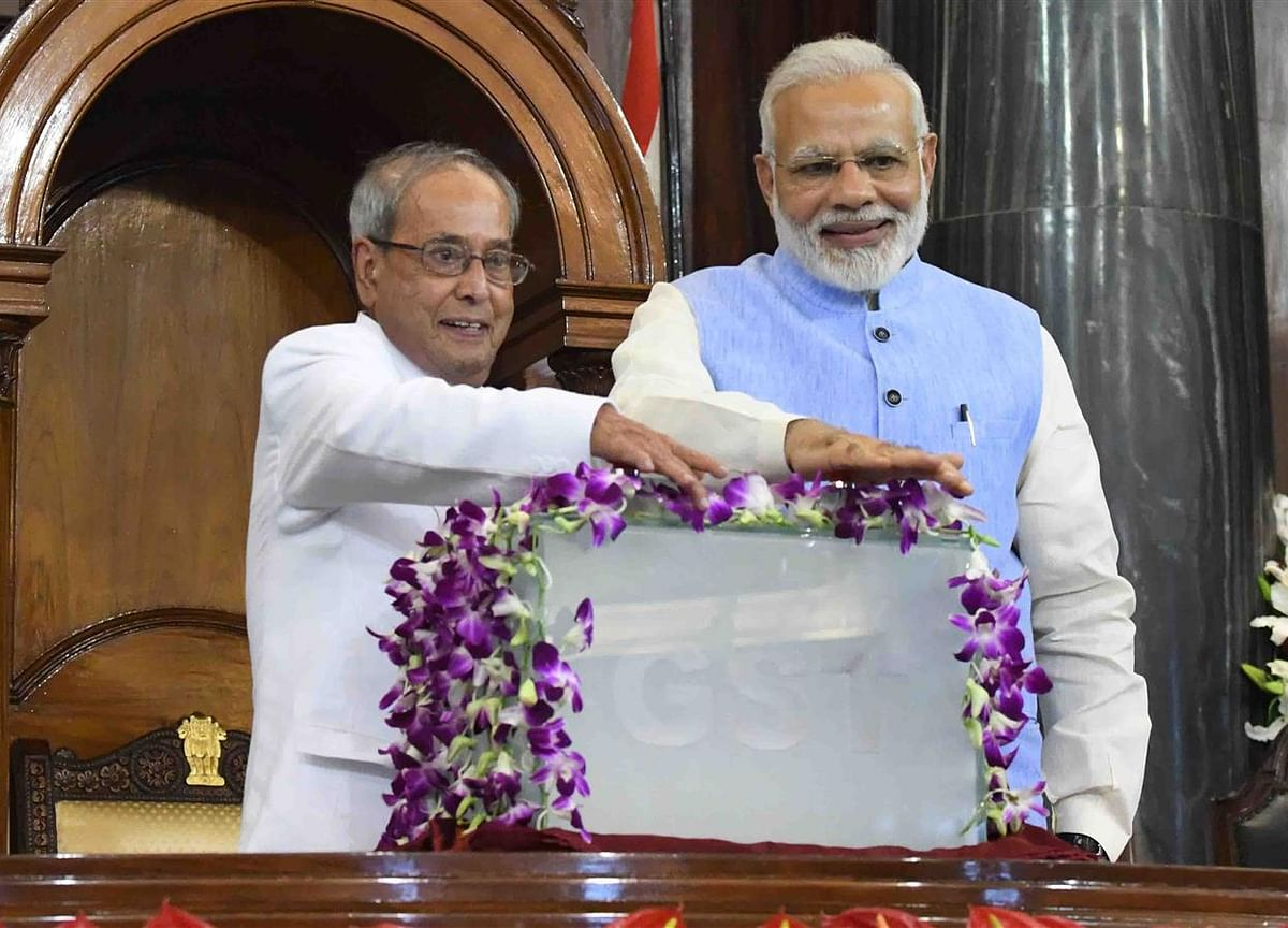 PM Modi's Tribute To Pranab Mukherjee: Scholar Par Excellence, A Towering Statesman