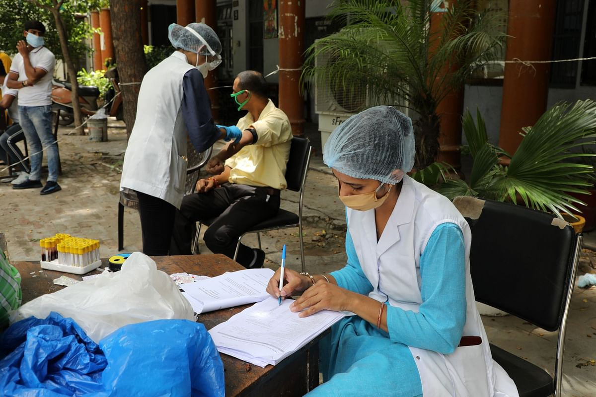 Coronavirus India Updates: Day 2 Of Over 60,000 Fresh Cases Takes Total Tally Near 20.9 Lakh