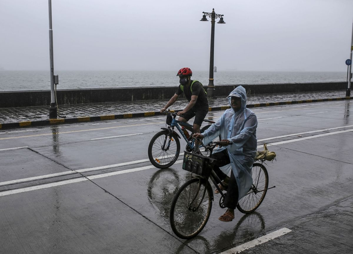 Extreme Rains To Continue In Mumbai, Adjoining Areas Till Thursday Morning