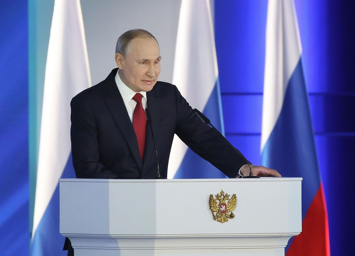 Putin Says Russia Has Registered World S First Covid 19 Vaccine