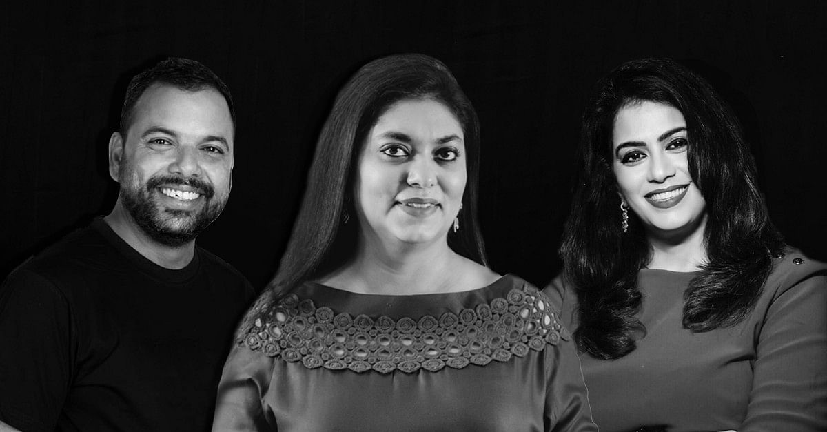 Ajey Gore, Shweta Rajpal Kohli and Gayatri Vasudeva Yadav. (Source: Sequoia India)