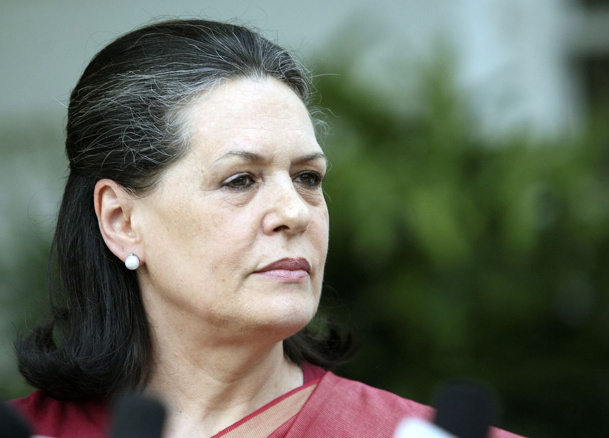 Congress Working Committee Asks Sonia Gandhi To Continue As Interim Chief, Effect Organisational Changes