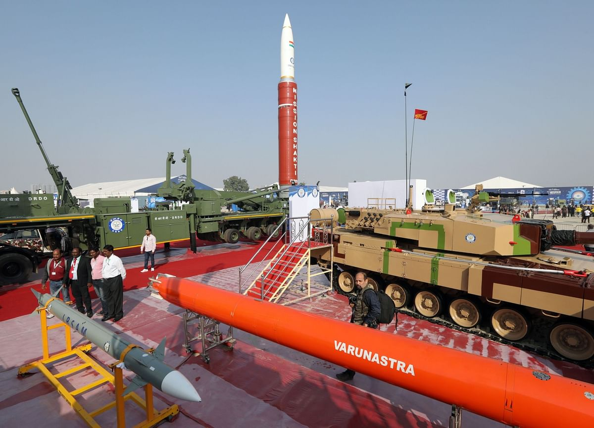 India's Plan To Boost Local Defence Production Has Left Industry Confused