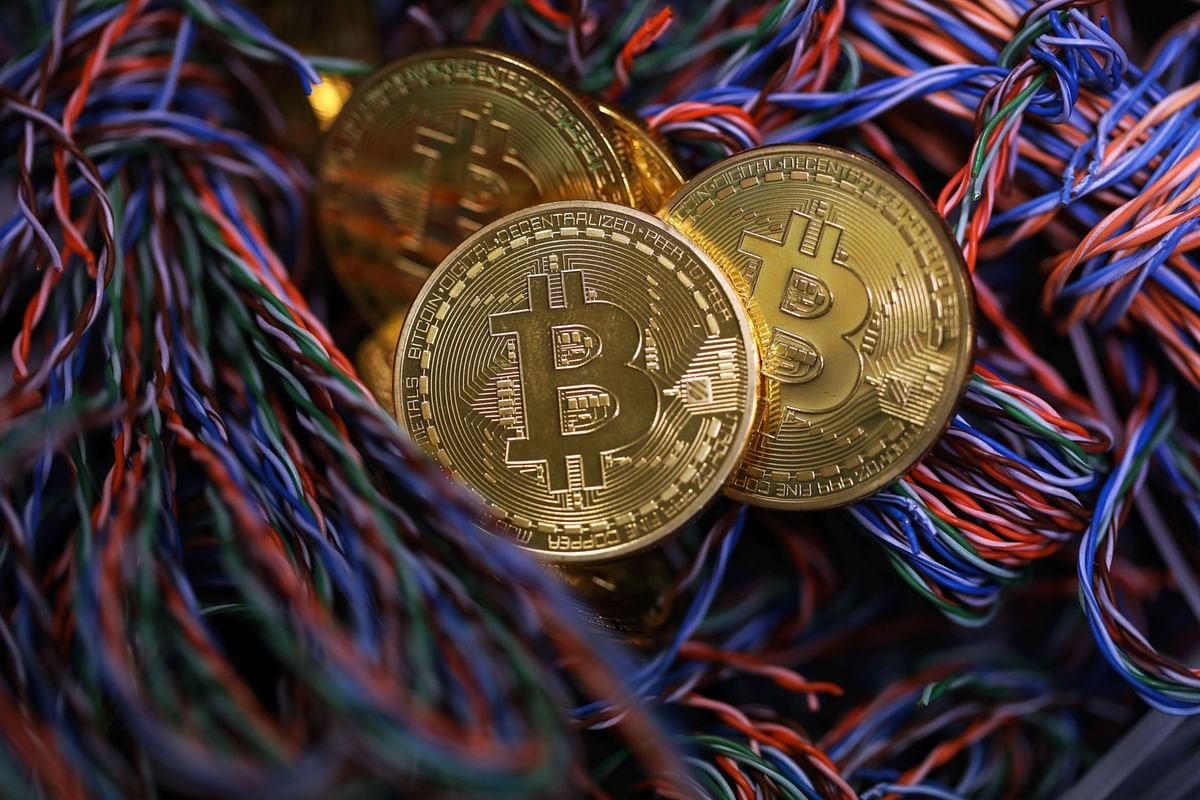 Bitcoin Falls Most In Month As Momentum Shifts During Risk Rally