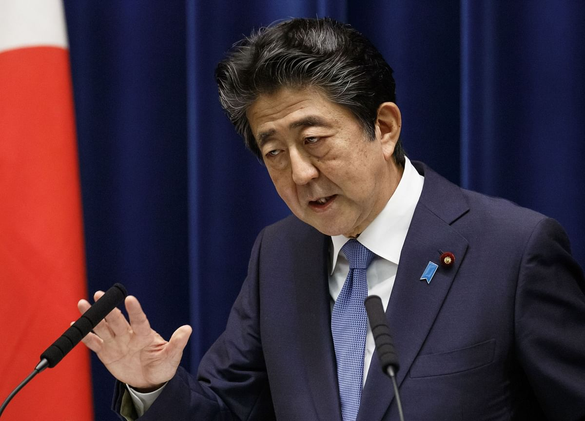 Japan's Abe Visits Hospital Again Amid Speculation About Health