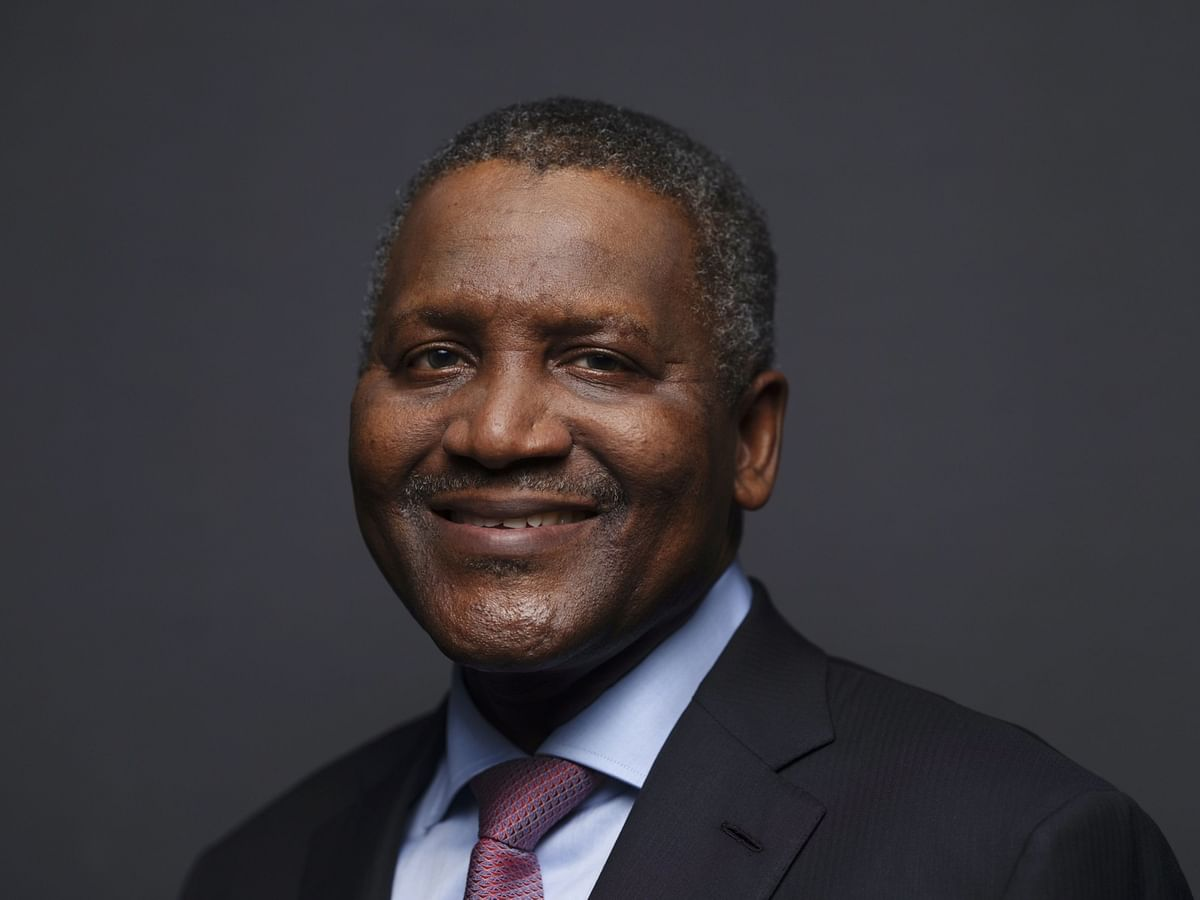 Africa's Richest Man Makes His Biggest Bet Yet