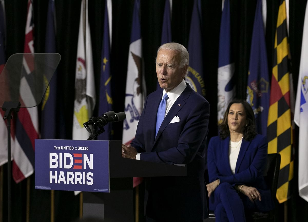 Democrats Make Biden's Nomination Official in Virtual Roll Call