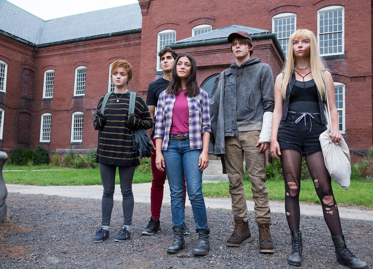'Tenet' Rules World, While 'New Mutants' Is Top Film in U.S.