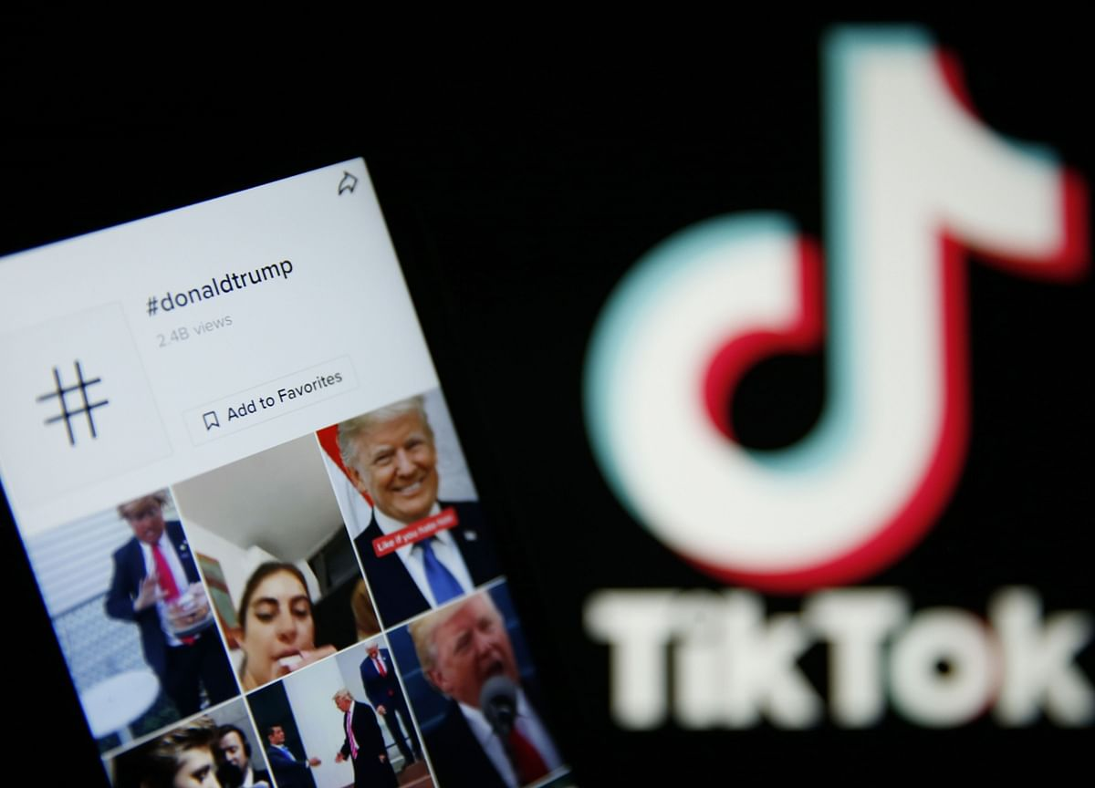 TikTok Lawsuit Could Coincide With Trump's Convention Kickoff