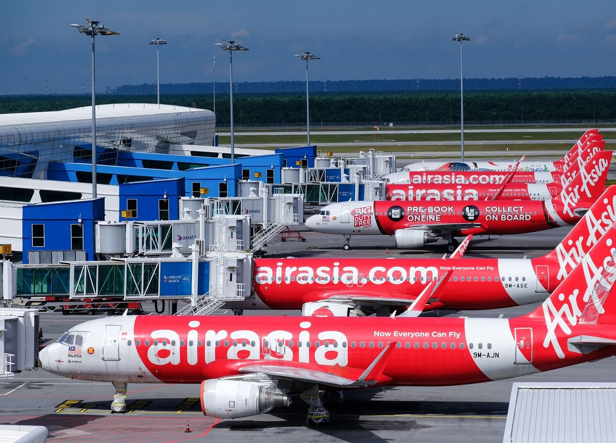 AirAsia Posts Record Loss as Virus Annihilates Demand