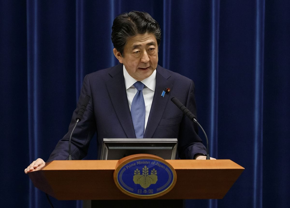 Japan's Abe to Serve Out Term as Ruling Party Leader, Aide Says