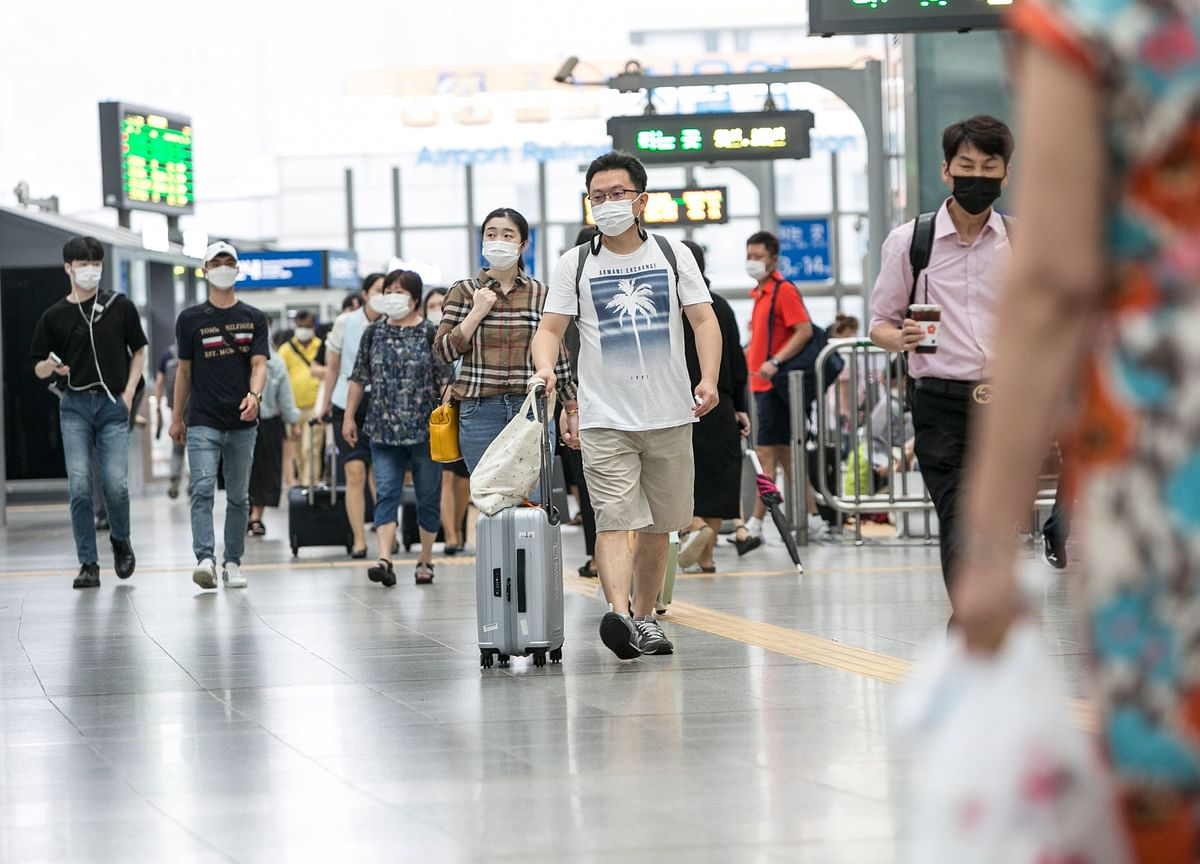 Stuck at Home South Korean Tourists Could Prop Up the Economy