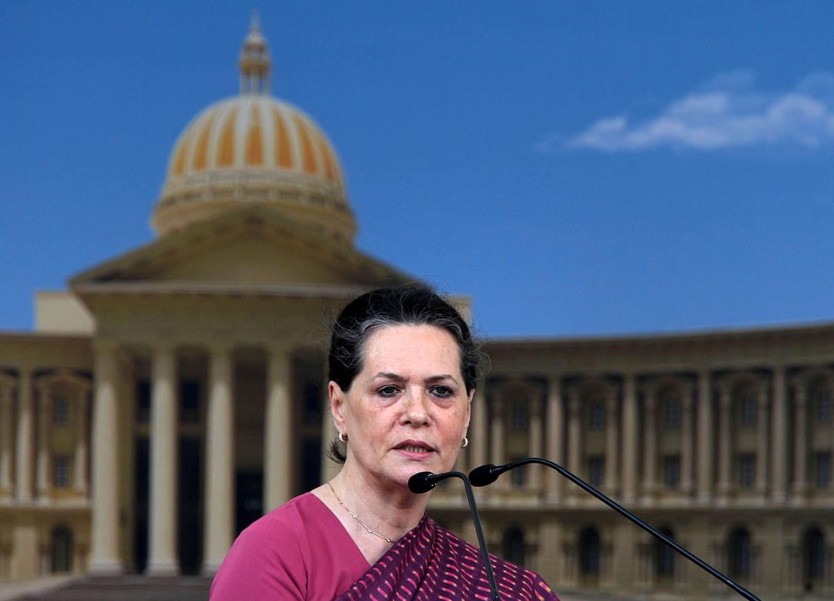 Sonia Gandhi Sets Up Panels On Economy, Foreign Affairs And National Security