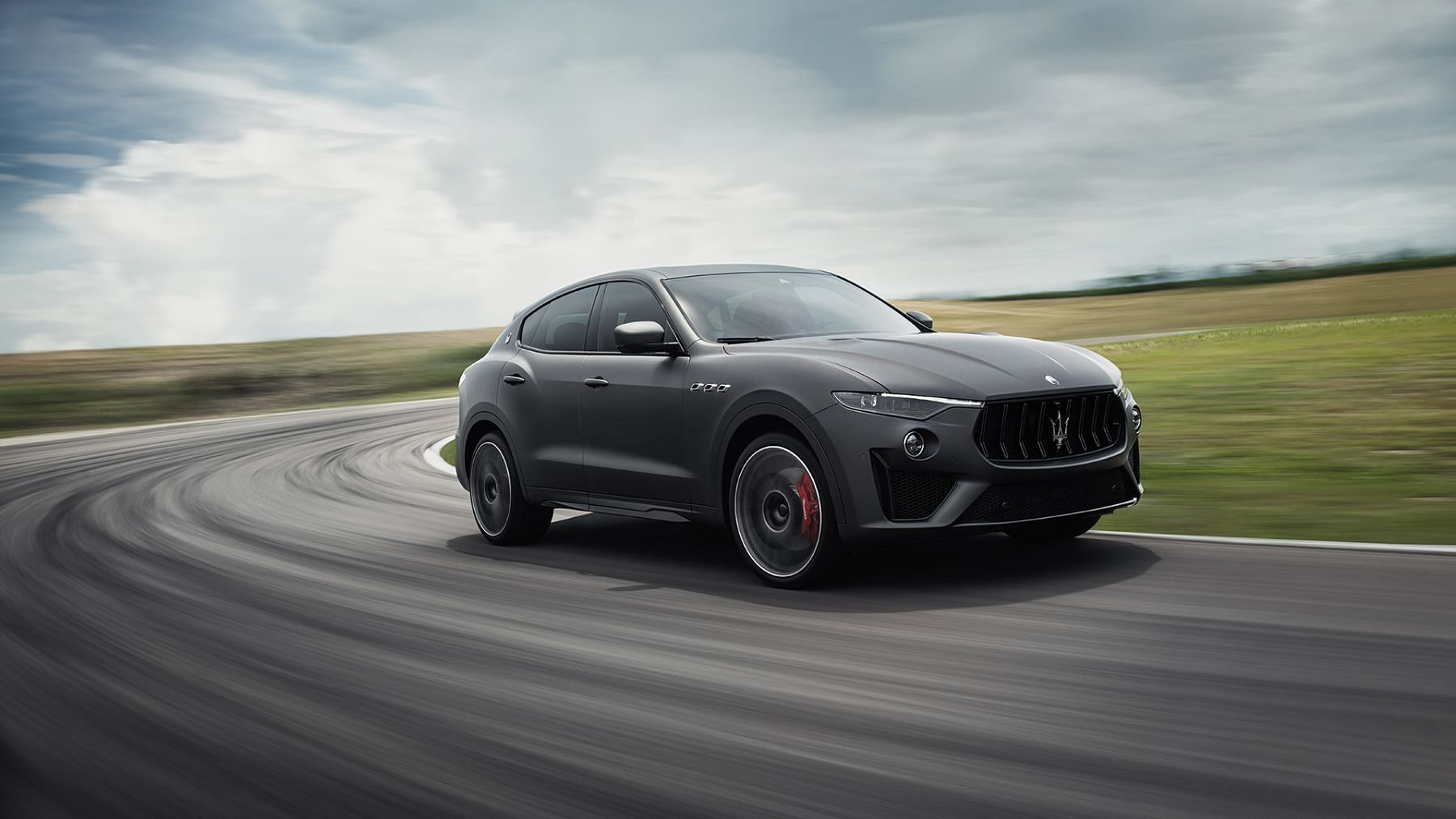 Want To Own A Ferrari Suv Buy This Maserati