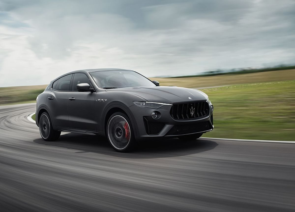 Want to Own a Ferrari SUV? Buy This Maserati