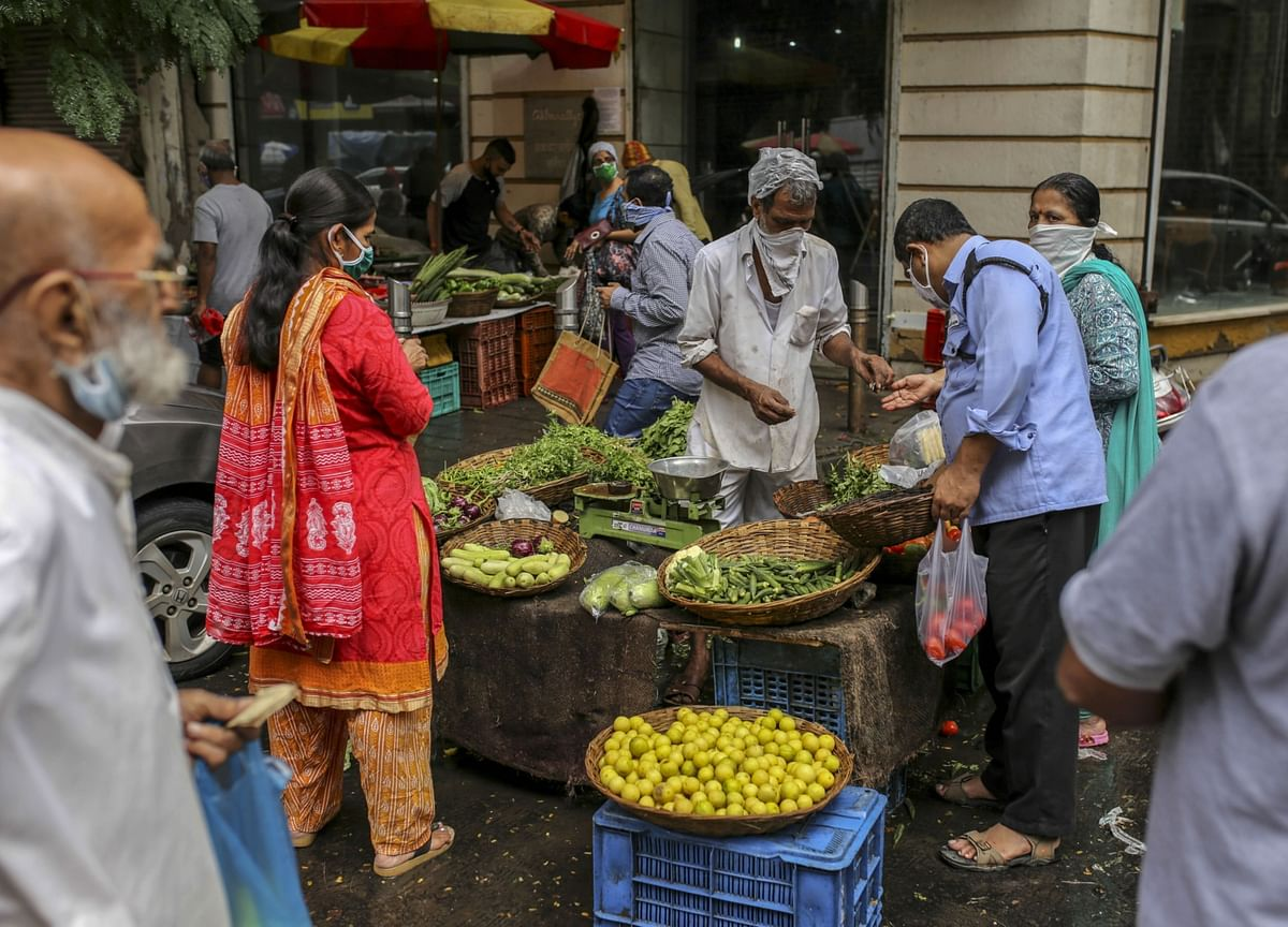 Anand Rathi: India's August Retail Inflation Held Unchanged At The July 2020 Level