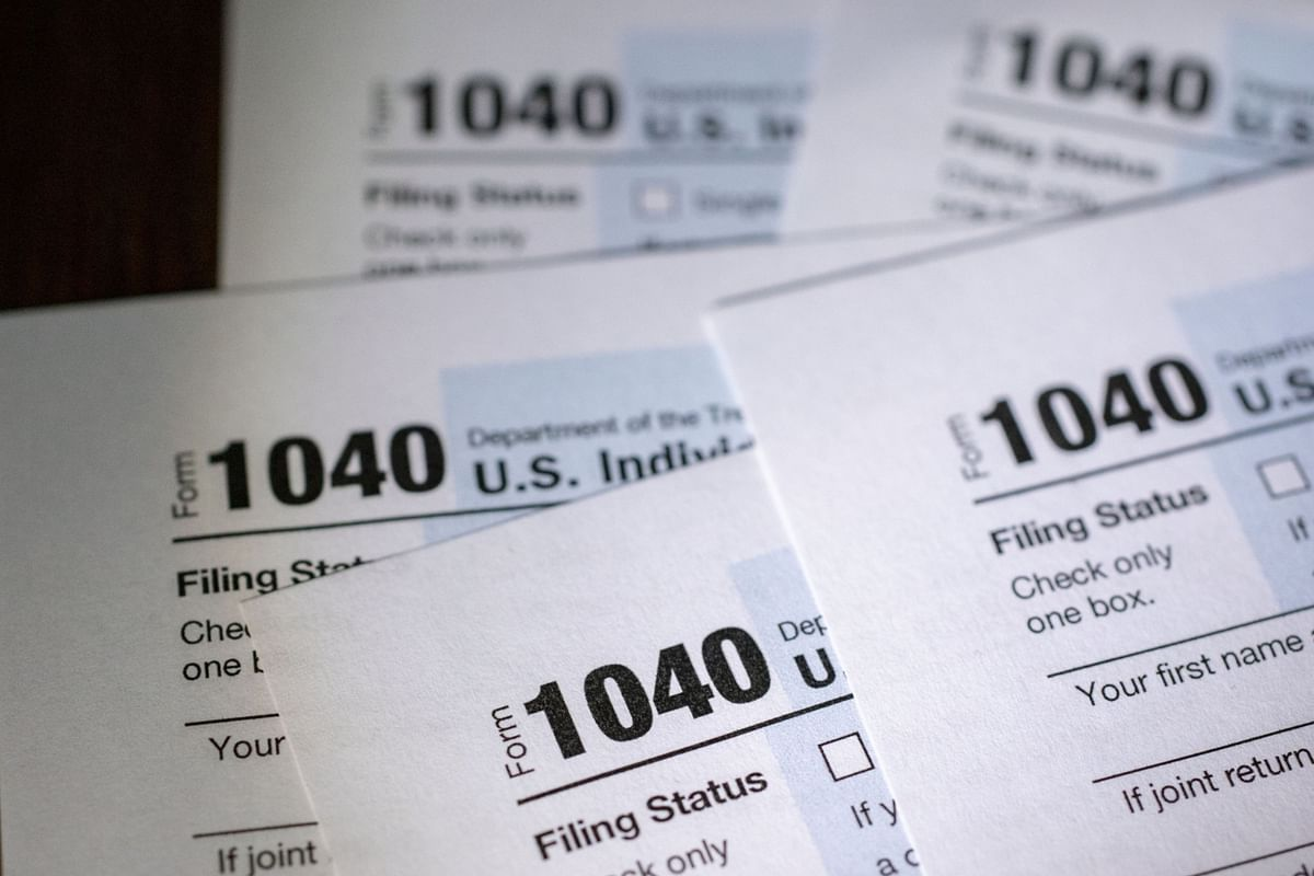 In Zero-Rate Fed World, Americans Get 5% -- on Late Tax Refunds