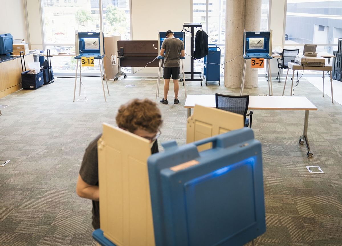 Safest Voting Method Is Using Paper, Leading Cyber Expert Says