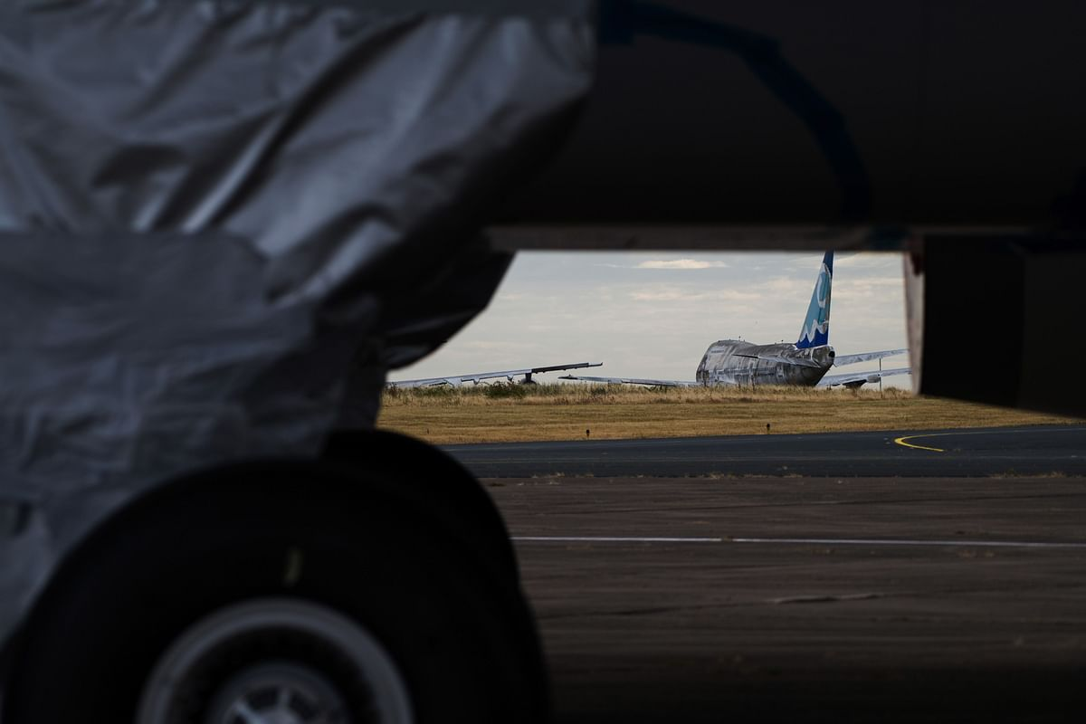 This Parking Lot Is Full: French Airport Turns Away Idled Planes