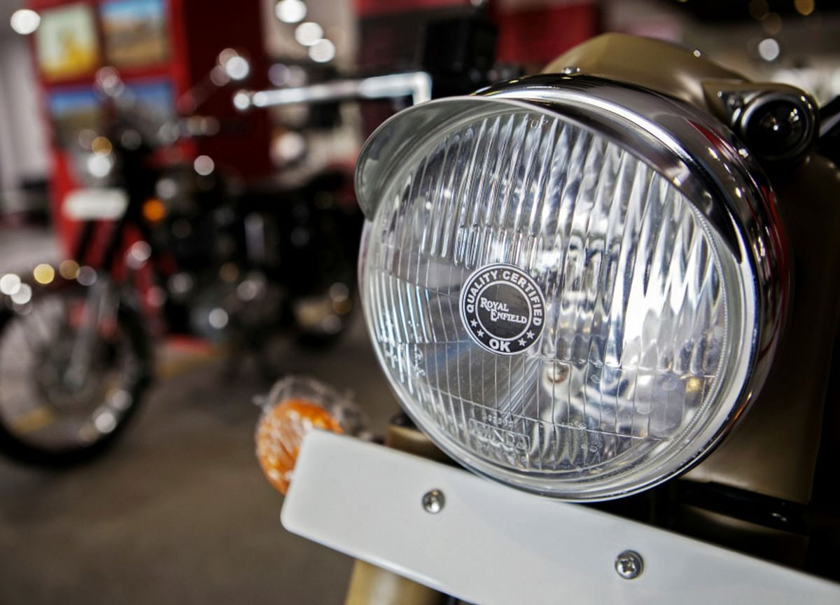 Eicher Motors' Stock Falls After Analysts Highlight Expensive Valuation