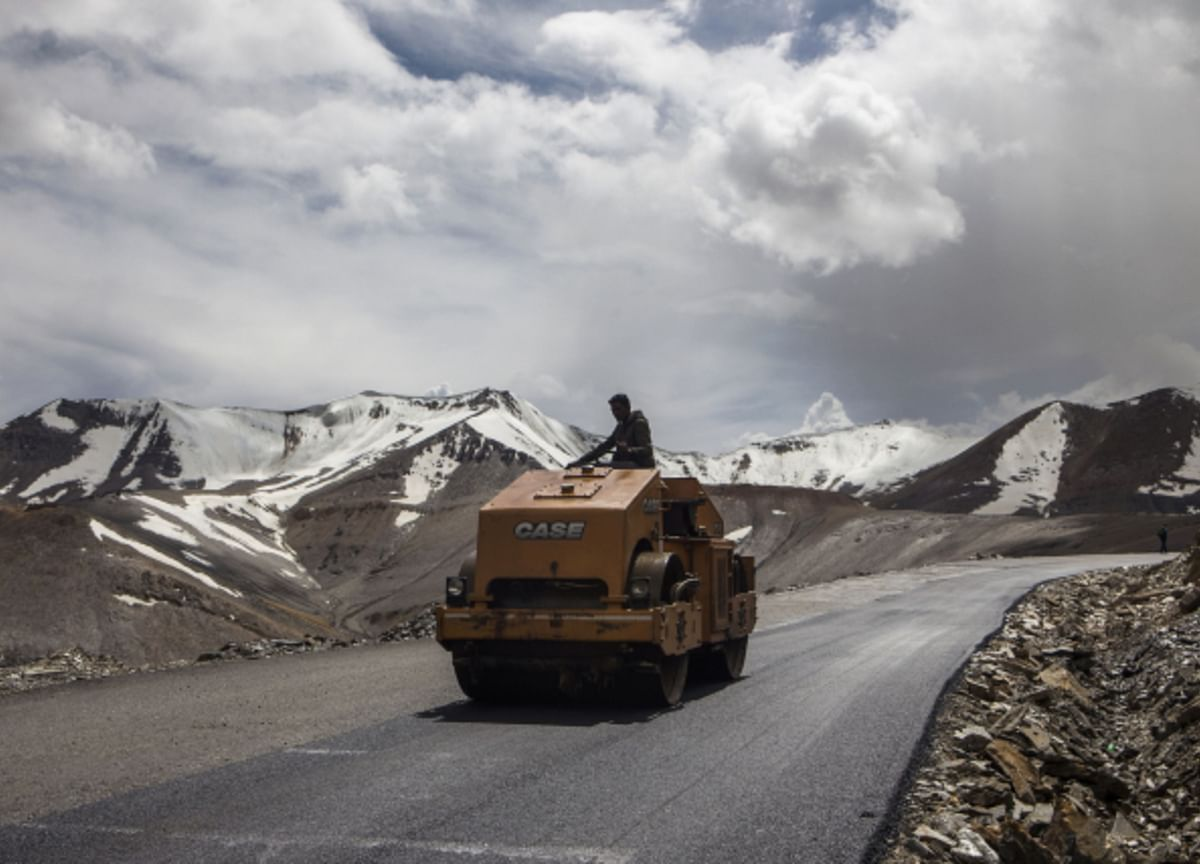 Megha Engineering Emerges As Lowest Bidder For Zojila Tunnel Project