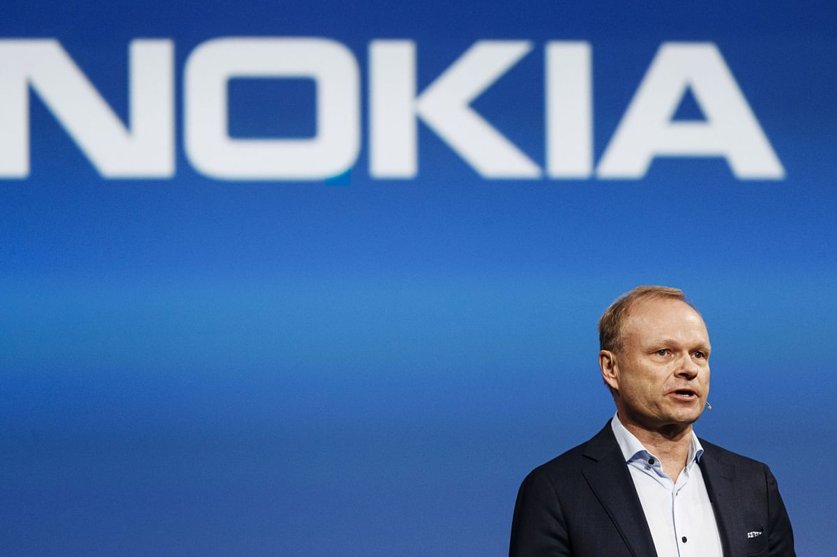 Nokia's New CEO Outlines Neutral Stance In Superpower Tech Wars