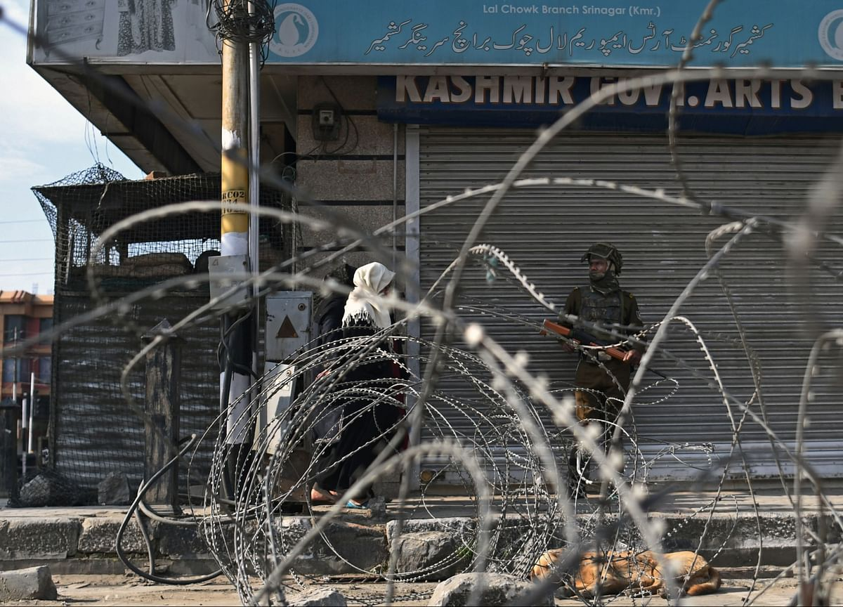 Two CRPF Personnel Killed As Militants Attack Security Forces In Srinagar