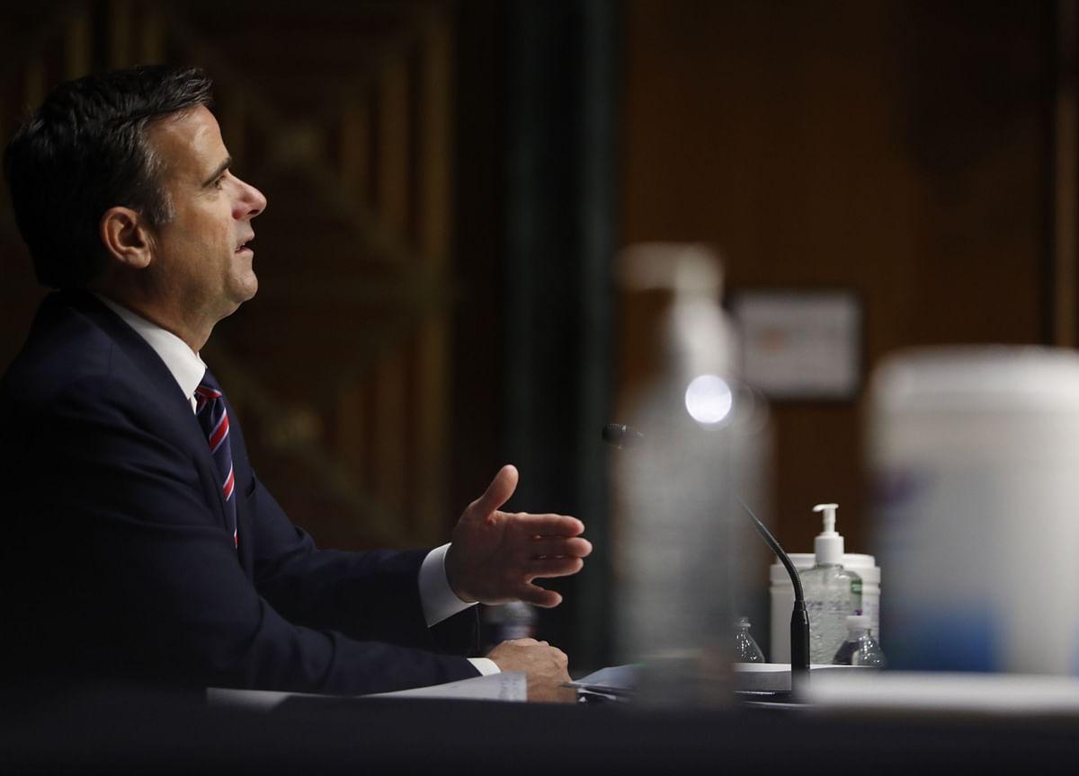 Intelligence Chief Blames Briefing Move on Leak 'Pandemic'