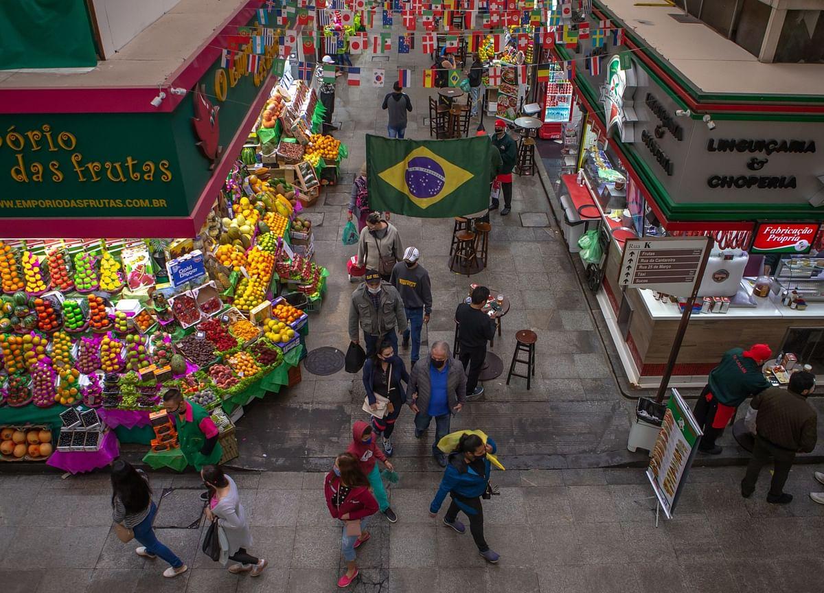 Brazil Economic Activity Returned to Pre-Covid Levels, BofA Says