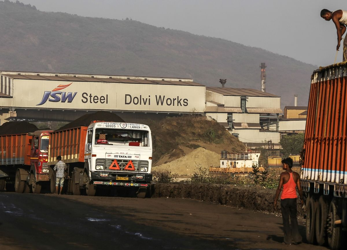 Virus Speeds Up Indian Steel Mill's Plan to Overhaul U.S. Business