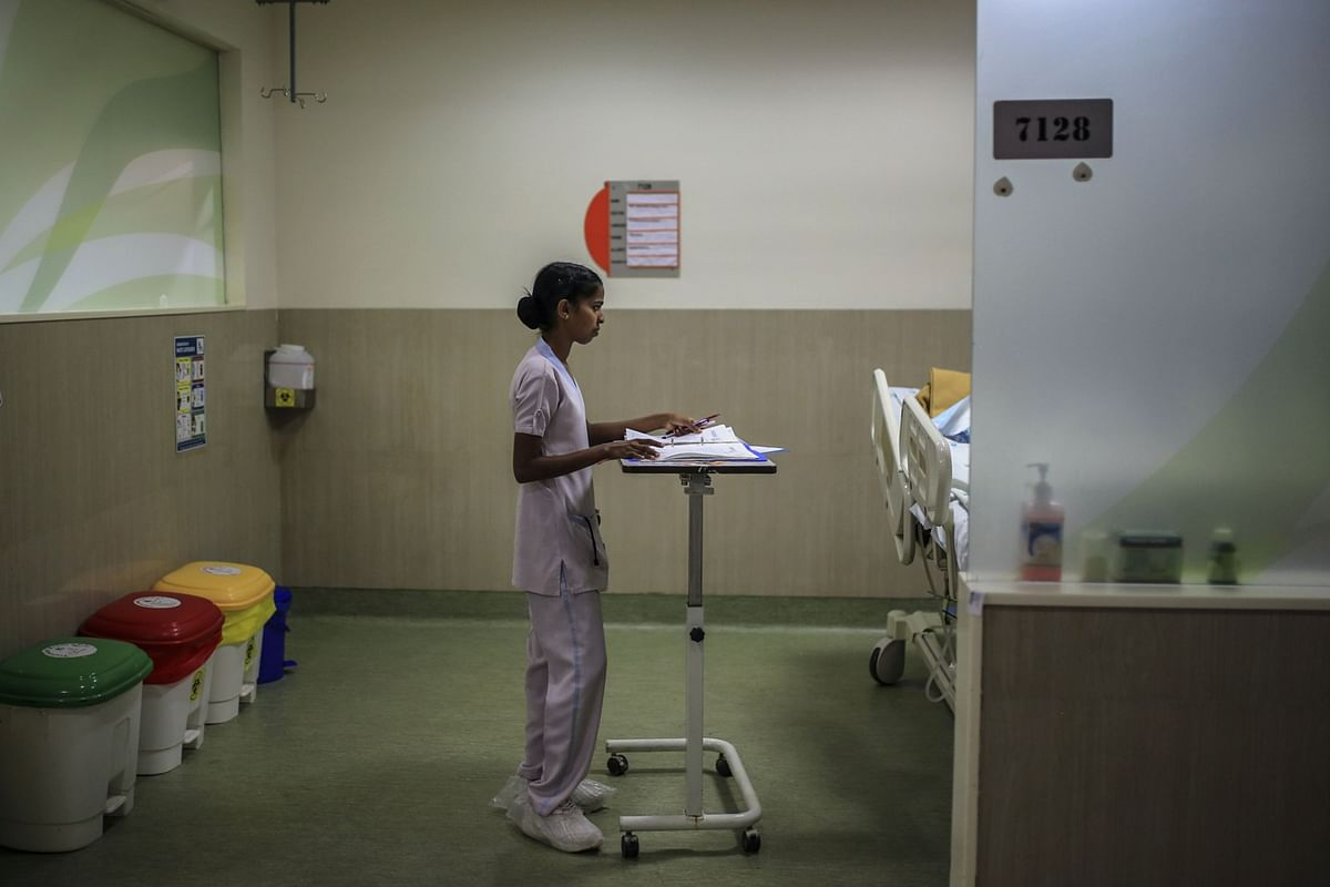 Indian State With First-World Standards To Push Export Of Nurses