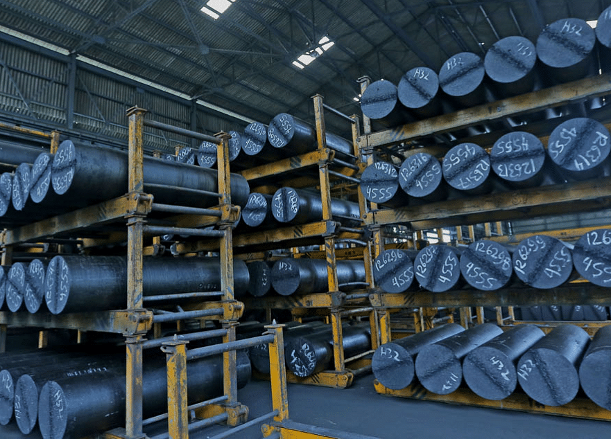 What Caused Shares Of HEG, Graphite India To Rise For The Third Straight Day
