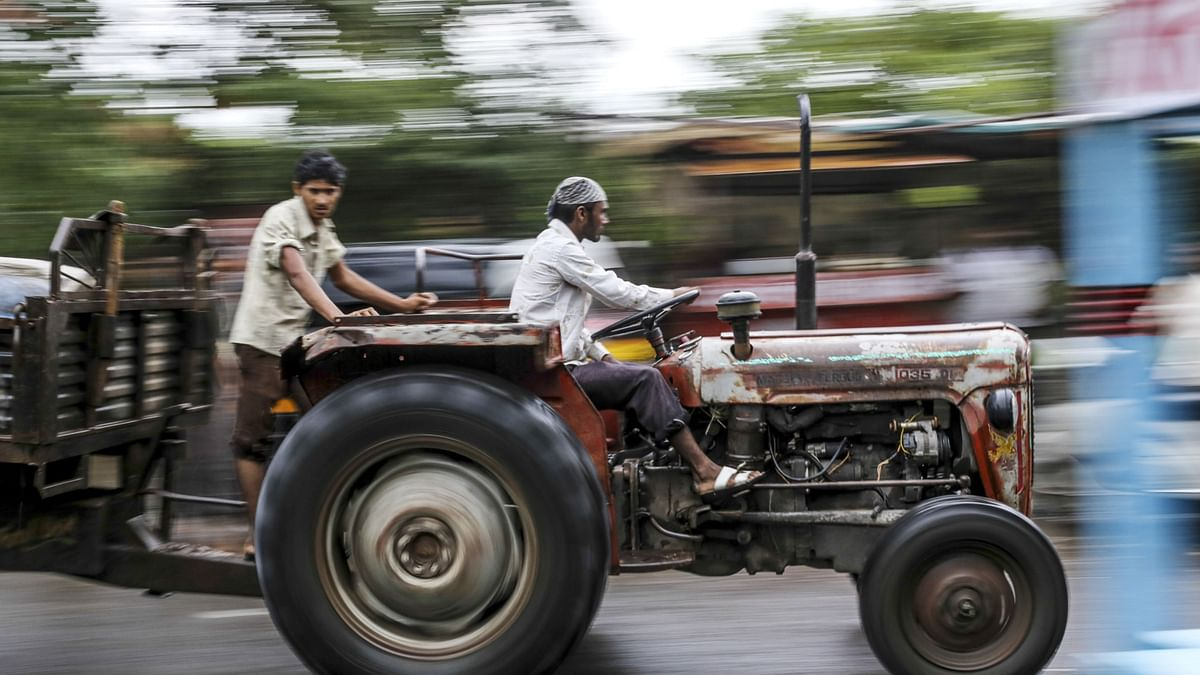 Tractors Clock Highest Retail Sales In 19 Months