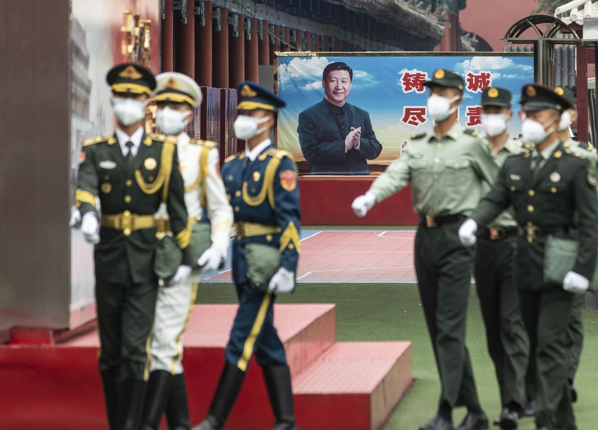 China Probes Show Xi's Latest Anti-Graft Campaign Gaining Steam